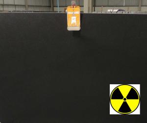Granite radioactivity