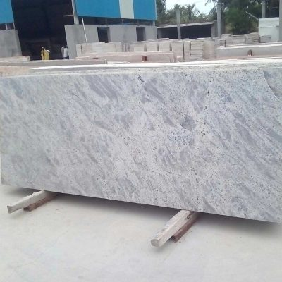 New Kashmir white granite cutter slab exporter